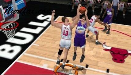 NBA 2K12PSP PPSSPP