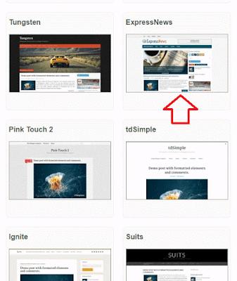 Como personalizar um blog