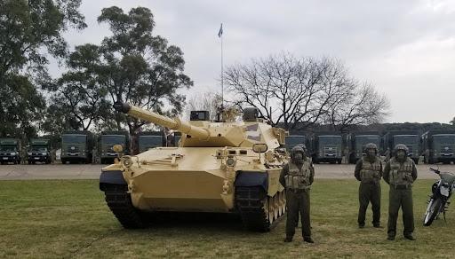El Ejército Argentino licita la compra de repuestos para mantenimiento y modernización de los TAM 2C
