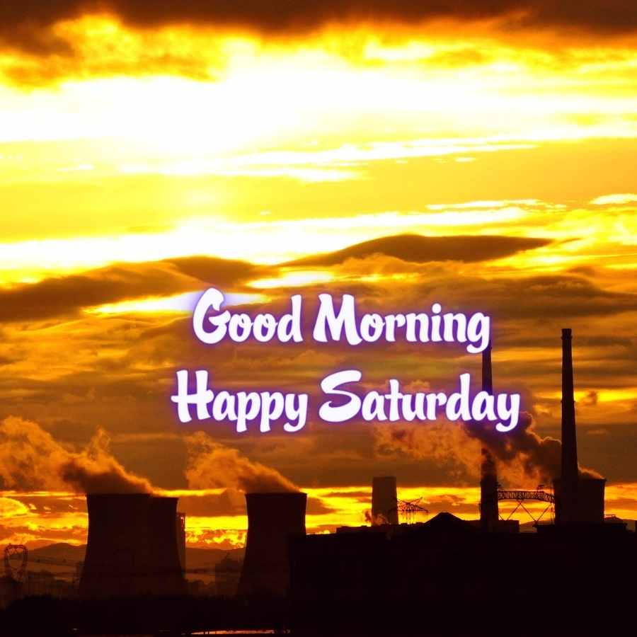 good morning saturday wallpaper