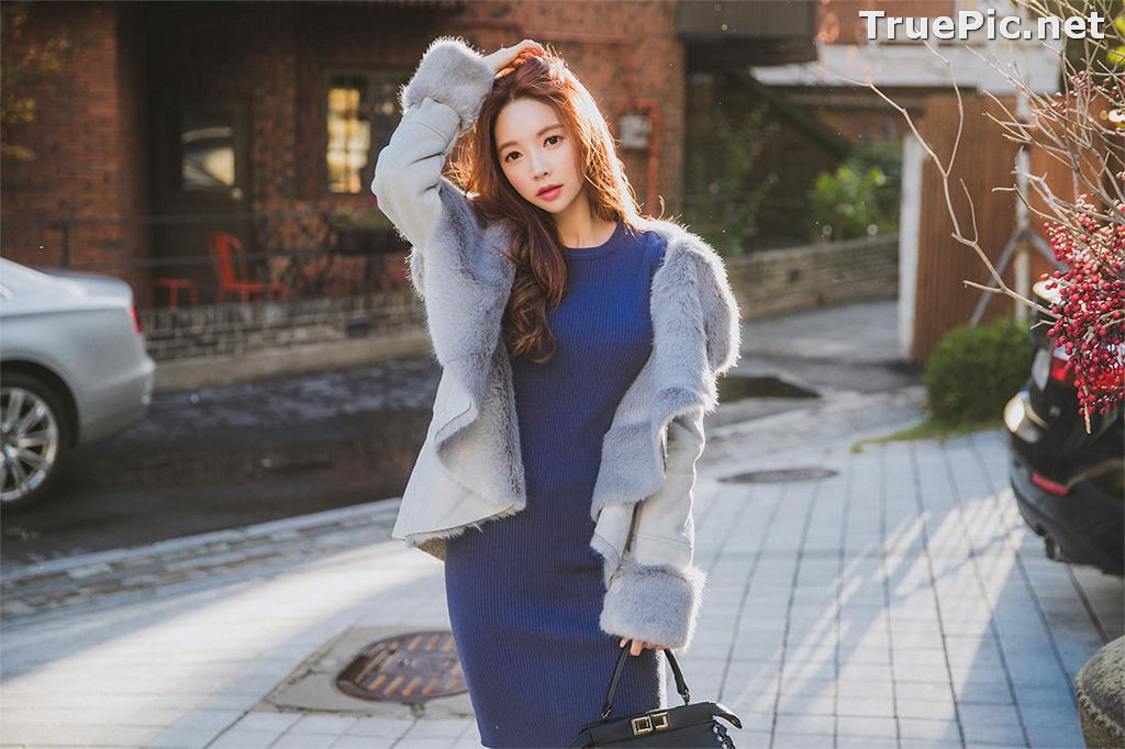 Image Korean Beautiful Model – Park Soo Yeon – Fashion Photography #6 - TruePic.net - Picture-7