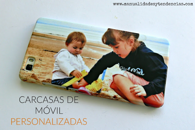 Gocustomized personalizar carcasas