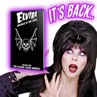 Elvira's Classic Adventures Collection Volume 1
