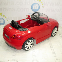 DoesToys DT7009 Audi TT Rechargeable-battery Operated Toy Car Under Licenced