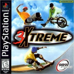 Download 3Xtreme (Ps1)