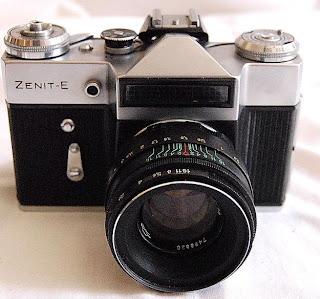 Fotocamera Automatica anni '60