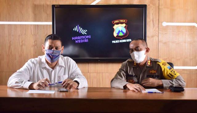 Pemkot Kediri: Kapolresta Mengimbau Masyarakat Untuk Jadi Polisi Bagi Dirinya Sendiri