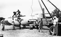 Navy Jet Louise Hays Park Kerrville Texas