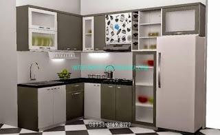 Harga Kitchen Set Surabaya Per Meter