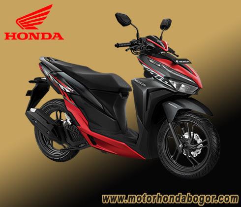 Brosur Motor Honda Vario 150 Bogor