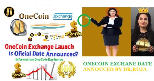 ONECOIN NEWS UPDATE FORM DR.RUJA