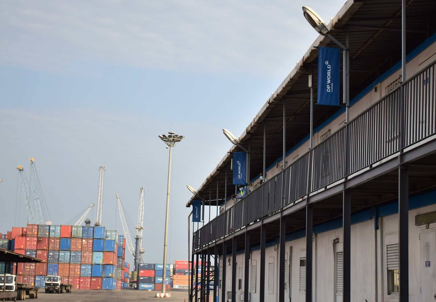 DP World commences operations of terminal at port Luanda