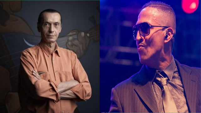 "Mano Brown canta a musica ""Cigana"", no novo album do Maestro Arthur Verocai"