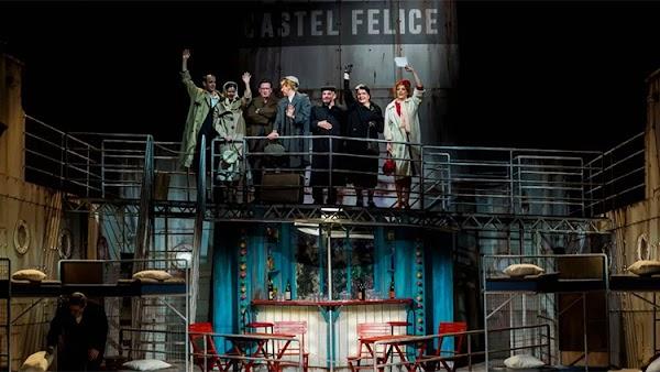 Hamvai Kornél történelmi drámája, a Castel Felice is látható lesz a tévében