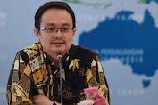 Wamendag Gandeng DPD, untuk Tingkatkan Produk Ekspor dari Bengkulu