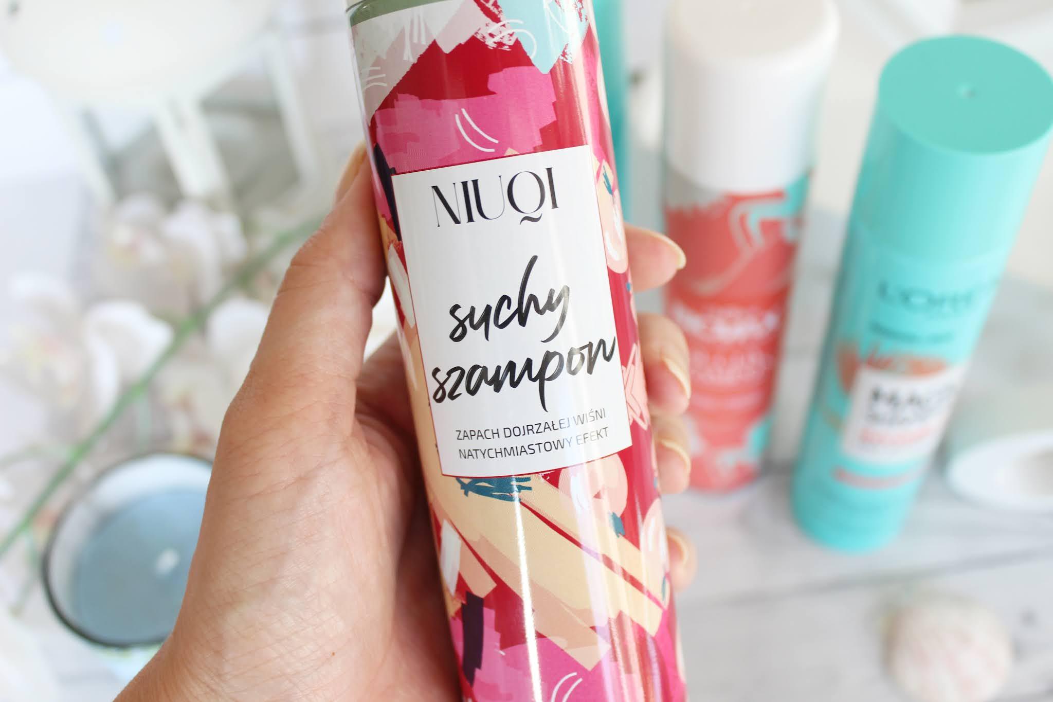 suchy szampon z biedronki