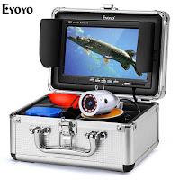 "Jual Underwater Fishing Camera Eyoyo 7"" Display Call 08128222998"