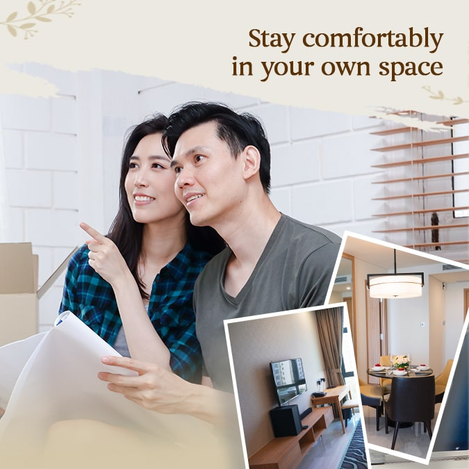Lumina Homes is a comfortable space for every Filipino family