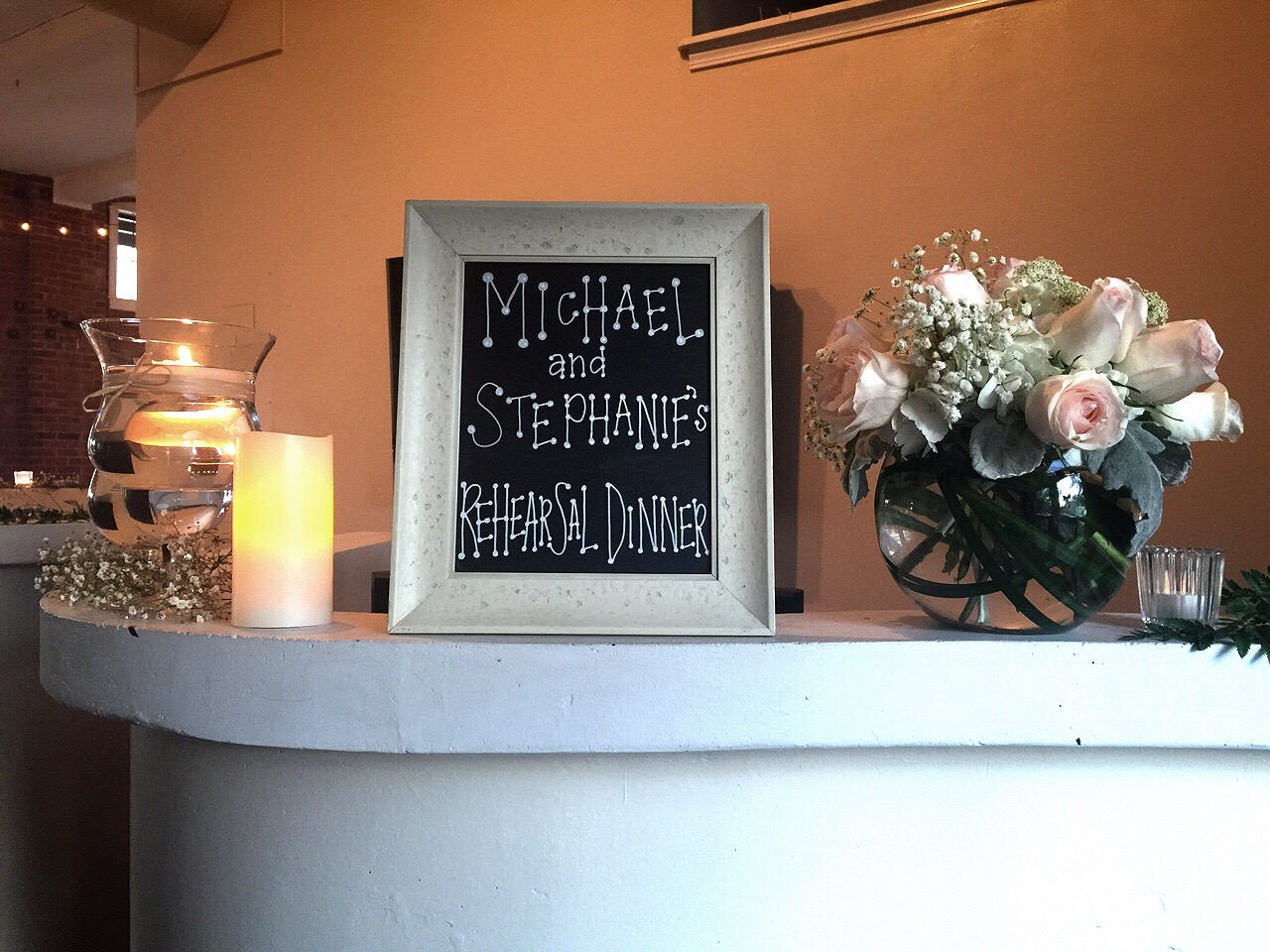 Simply Southern Stephanie Michaels Rehearsal Dinner Rsvp The