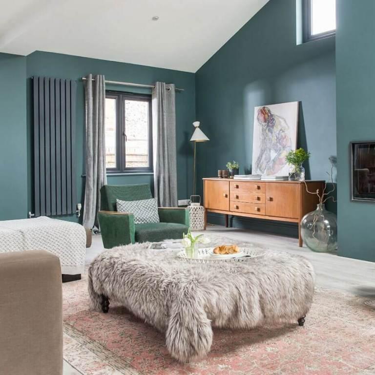 Amazing Teal Living Room Ideas