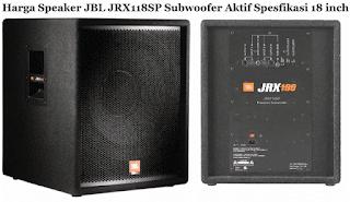 Harga-Speaker-JBL-JRX118SP-Subwoofer-Aktif