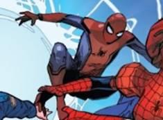Tom Holland aparece en cómic