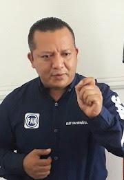 EL PAN GUERRERO RESPALDA AL INE FRENTE AMENZAS DE SALGADO MACEDONIO: ELOY SALMERÓN