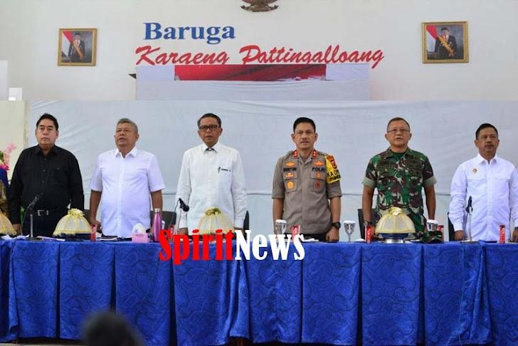 Gubernur Sulsel Undang Kapolda-Rektor Terkait Unras Di Makassar