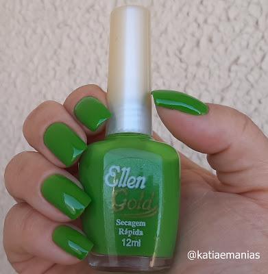 Ellen Gold, Born Pretty,