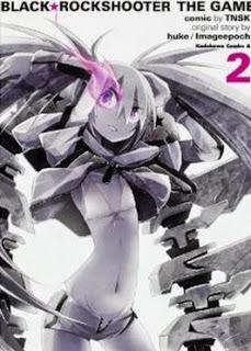 ブラック★ロックシューター THE GAME 第01-02巻