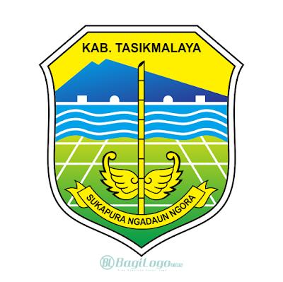 Kabupaten Tasikmalaya Logo Vector