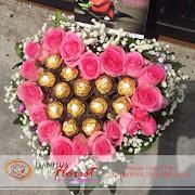 bunga hadiah untuk pacar