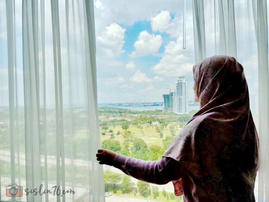 Pertama Kali Sahur Dekat Hotel, Best Jugak Ramadan Escape Renaissance Johor Bahru Hotel Ni!