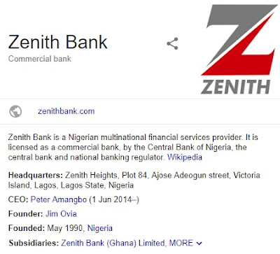 Zenith ATM cards, zenith bank internet banking application form, zenith bank online registration, how to create pin for zenith bank token