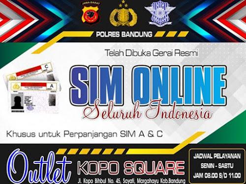 SIM Online Kopo Square