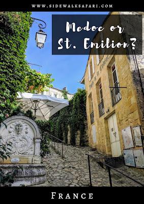 Bordeaux Day Trips: Medoc vs. St. Emilion