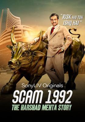 Scam 1992 The Harshad Mehta Story S01 Hindi Series HDRip 720p HEVC [E10]