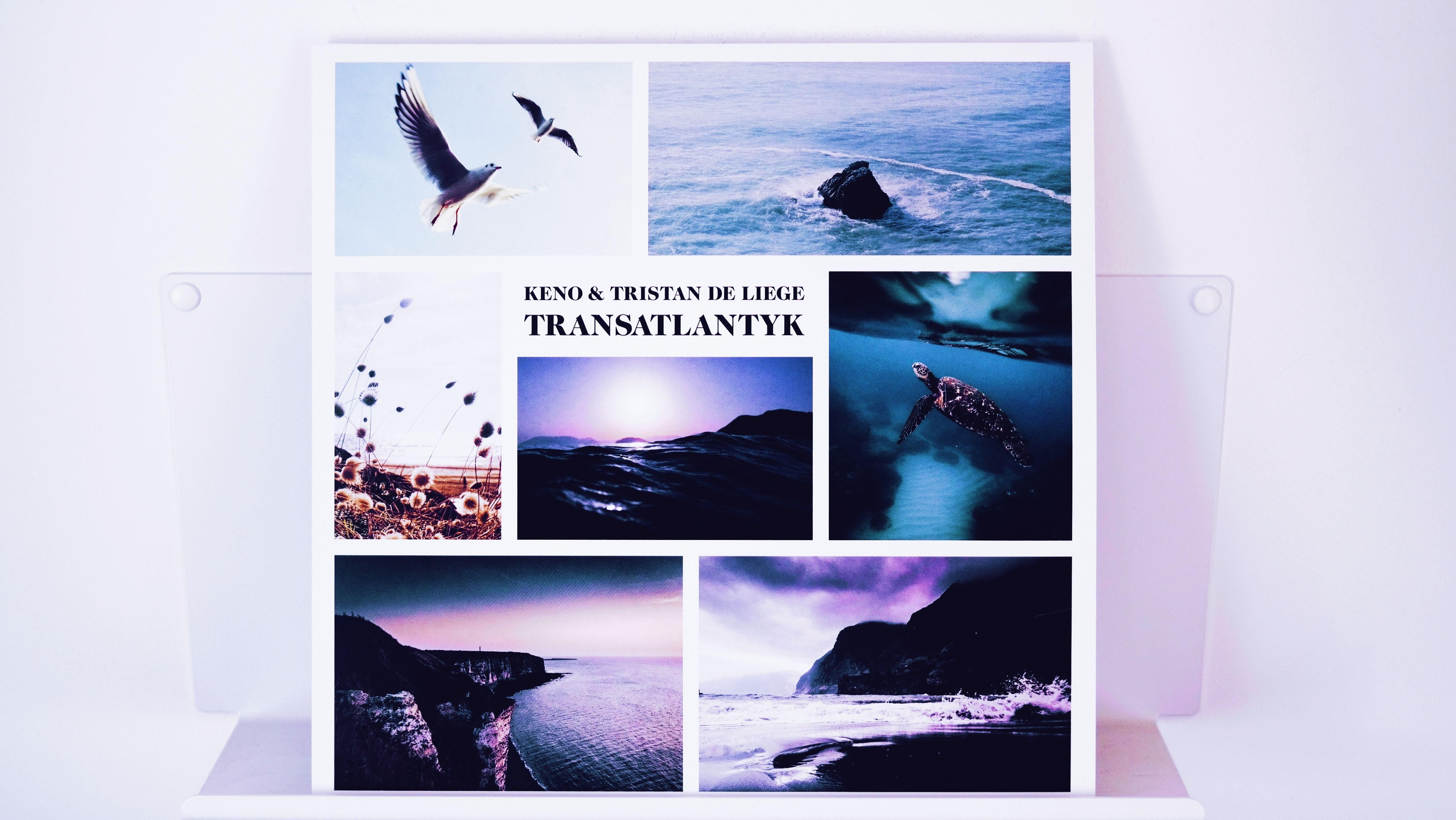 Transatlantyk von Keno & Tristan De Liege | Albumtipp (Vinyl) und Full Album Stream