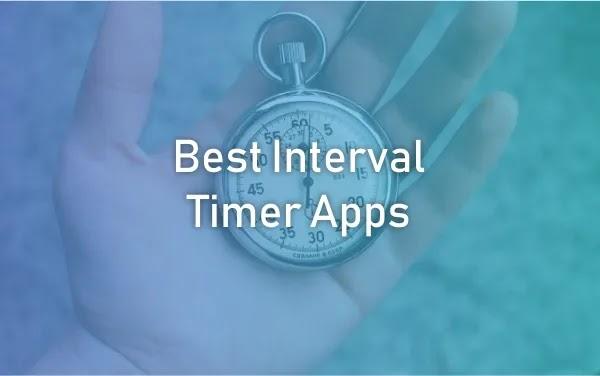 Best Interval Timer Apps