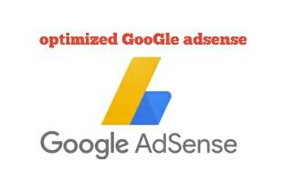 optimized google adsense