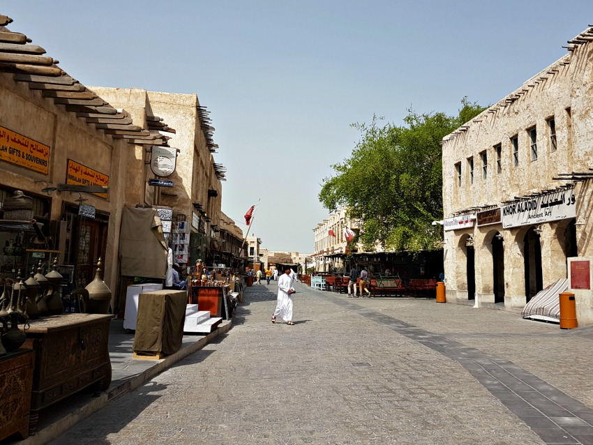 Doha Qatar Souk