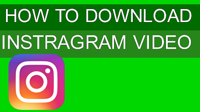 Cara Download Video Instagram di Memori SD Card