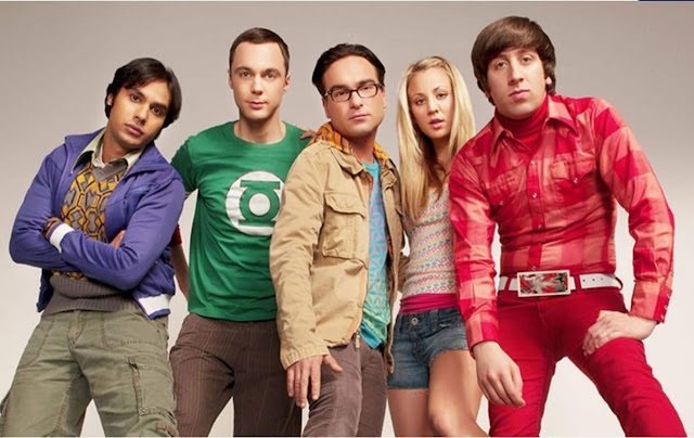 the big bang theory tv promo