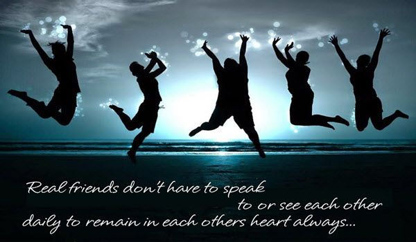 Friendship Quotes for friends on Facebook
