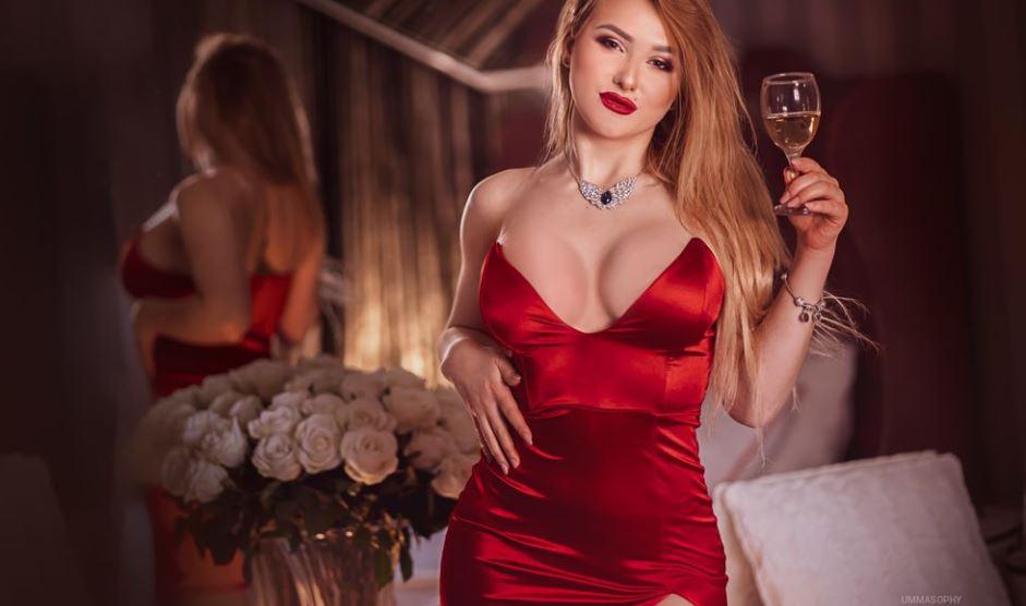 UmmaSophy Model GlamourCams
