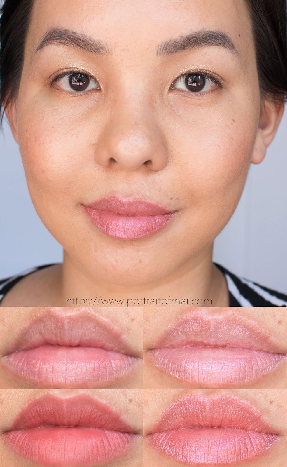 Darling Girl Glitter Potion Lip Topper in Ritual Lip Swatch