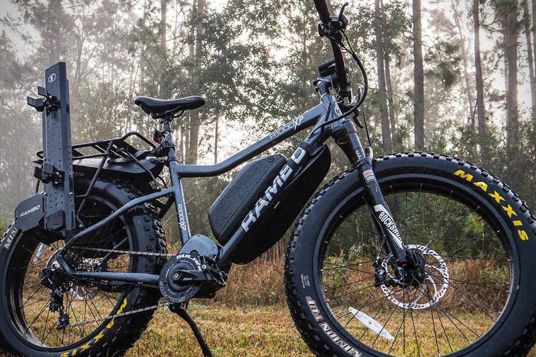 Off Road Elektrikli Bisiklet Rambo R1000xp Teknolsun