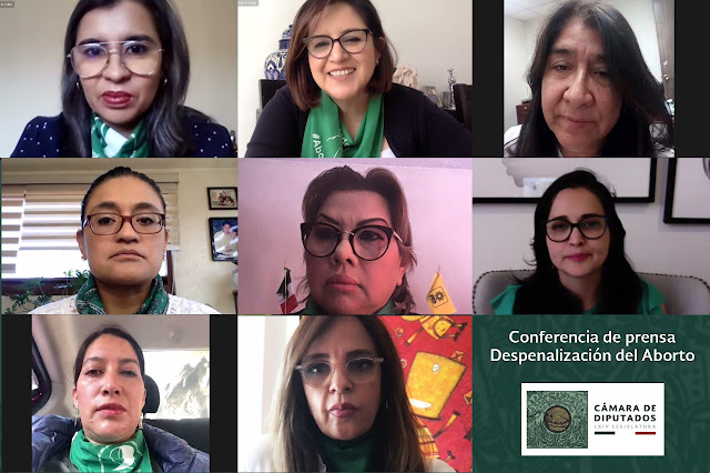Inaplazable, avanzar en la despenalización del aborto y garantizar el derecho a decidir de las mujeres