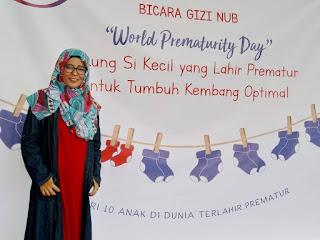 Pastikan Asupan Gizi dan Stimulasi untuk Mendukung Bayi Prematur Tumbuh Kembang Optimal