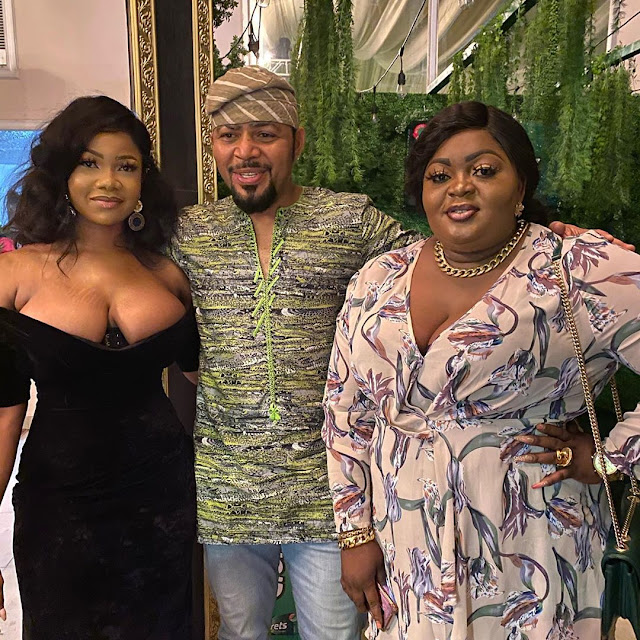 Photos : Ramsey Noah, Tacha, Bisola, others attend AMVCA Nominees Party